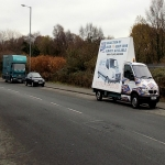 Lorry Advertising Company in Abbeydale 10