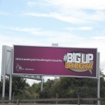 Billboard Poster Sizes in Kirkcolm 1