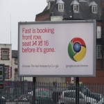 Primesight Billboard in Efflinch 4