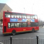 Tram Adverts UK in Down 11