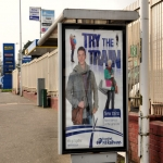 Arena Advertising in Armagh 1