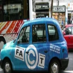 Taxi TV Adverts in Fortrie 11