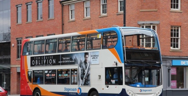 Bus Advertising in Shropshire