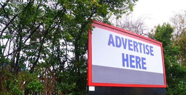 Costs of Clear Channel Ads in Averham
