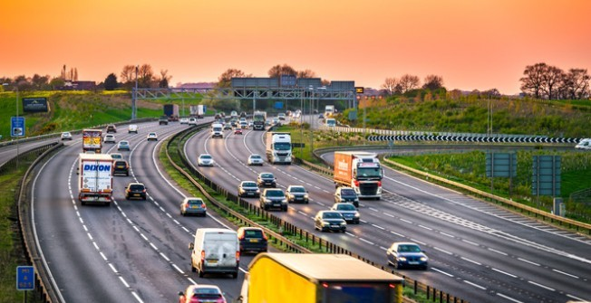 Motorway Advertising Specialists in Somerset